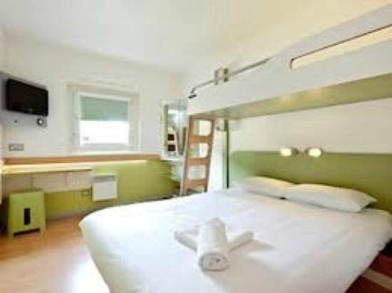 Ibis Budget Poitiers Sud