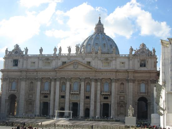 Vatican City, Italy: St. Peter's Basilica