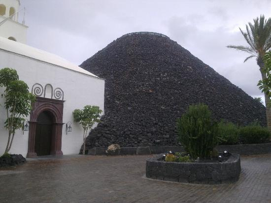 Hotel THe Volcán Lanzarote: Entrance