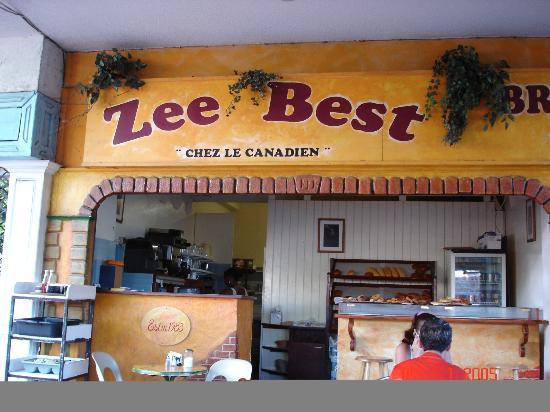 Belair Beach Hotel: zee best