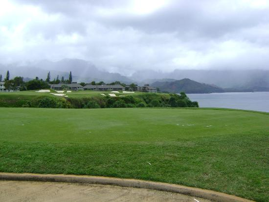 Princeville Makai Golf Club : How about this view?