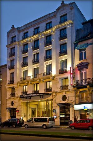 Mercure Lille Roubaix Grand Hotel Внешний вид отеля