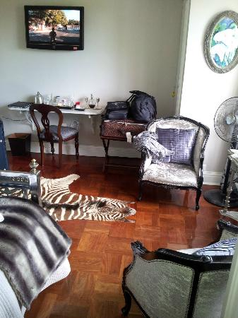 Northcliff Manor Guest House: Habitacion