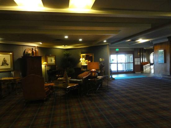 Grand Vista Hotel: Lobby