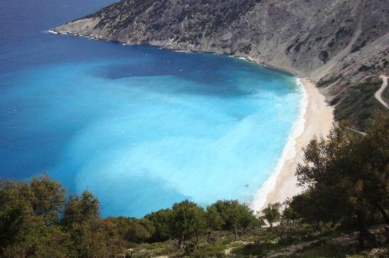 Kefalonia, Griechenland: Myrtos