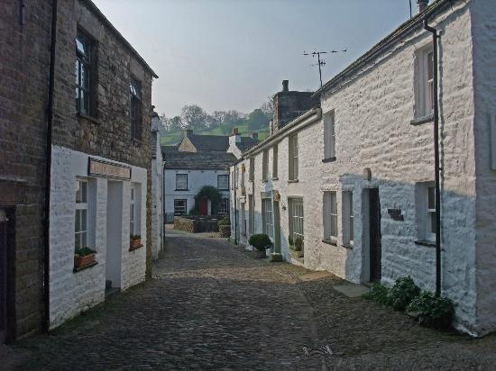 Stone Close Tea Room & Guest House: Stone Close Tea Room & B & B, Dent, nr Sedbergh