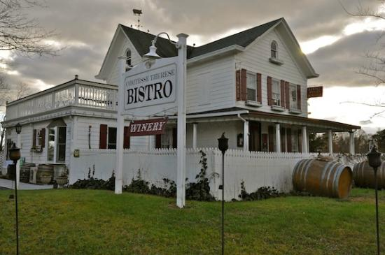 Comtesse Therese Bistro: the bistro