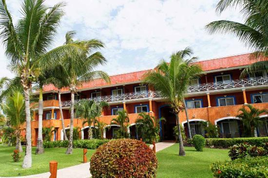 Barcelo Maya Caribe: Hôtel