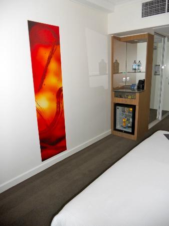 Novotel Brisbane: Zimmer