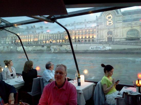 Bateux Parisiens Dinner Cruise 6 Picture Of Bateaux