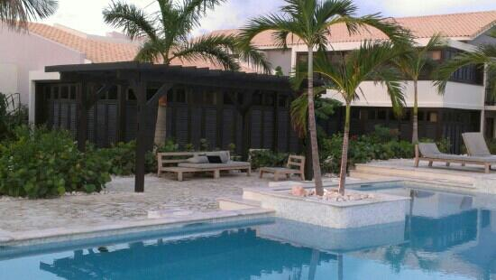Blue Bay Curacao: Our villa!