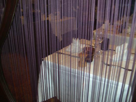 LE VAUBAN : VUE SUR L'entrée de la galerie RIVE GAUCHE