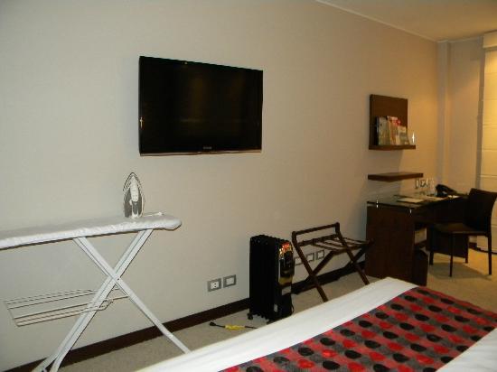 NH Collection Bogota Hacienda Royal: Room