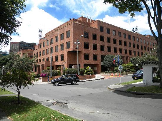 NH Collection Bogota Hacienda Royal: Hotel Hacienda Royal