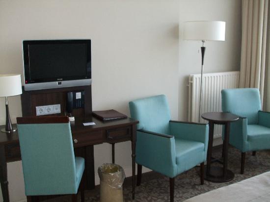 Hotel van Walsum: TV