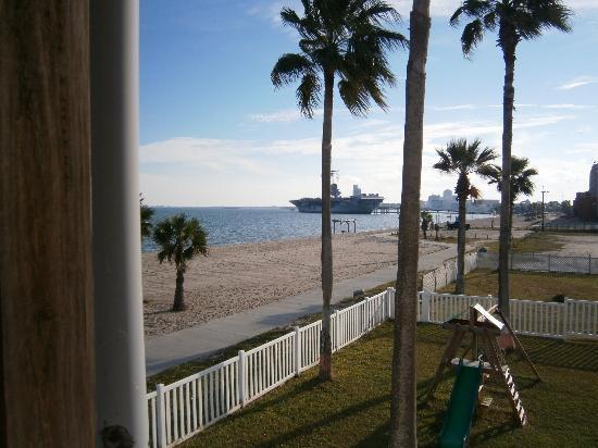 Sea Shell Inn Motel : View