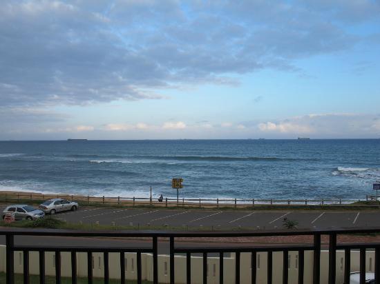 Fairlight Beach House: uitzicht