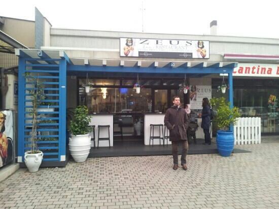 foto dell\'sterno - Picture of Zeus DOC Restaurant, Noventa ...