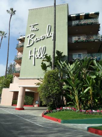 The Beverly Hills Hotel: Exterior