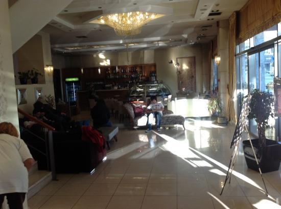 Crystal City Hotel: Lobby
