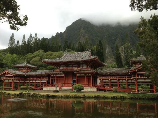 Byodo-In Temple: Temple