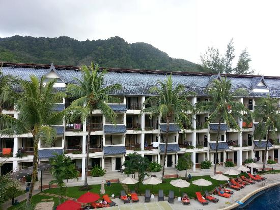 Swissotel Resort Phuket: View from balcony