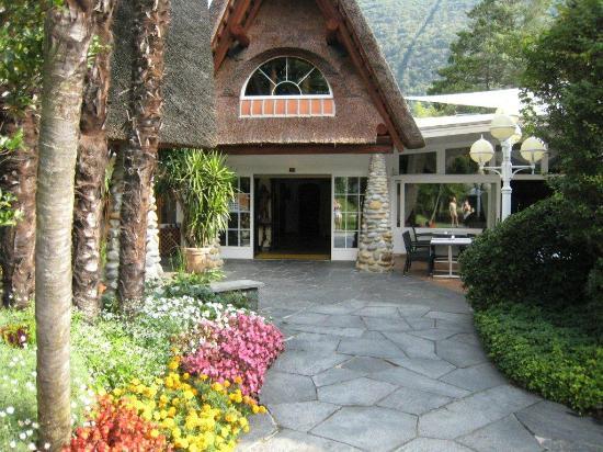 Albergo Losone : Entrance