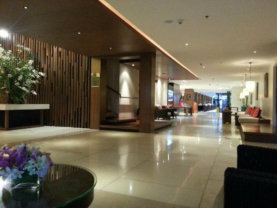 Swissotel Resort Phuket Kamala Beach: From lobby to restaurant