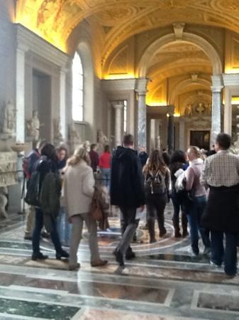 Museus Vaticanos: vista geral