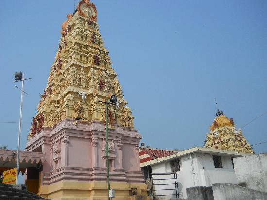 Jamshedpur, Índia: Bhubaneswari Temple