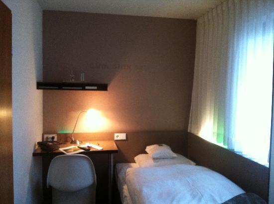 Hotel-Restaurant Schwanen: Minimalismus pur ;-)