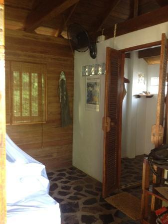 Koh Jum Oonlee Bungalows: a part of our room
