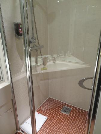 Ibis Styles London Southwark Rose: douche
