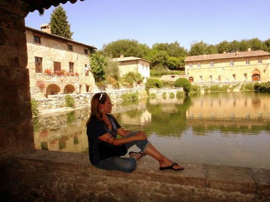 terme bagno vignoni (italy): top tips before you go (with photos ... - Bagno Vignoni Map