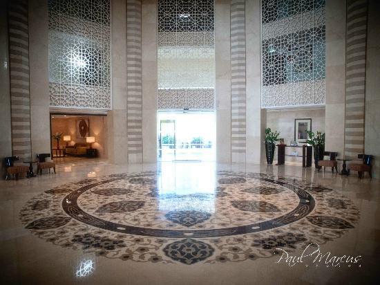 Hilton Luxor Resort & Spa: Main Lobby