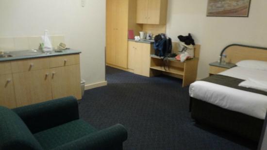 Comfort Hotel Adelaide Riviera: basic