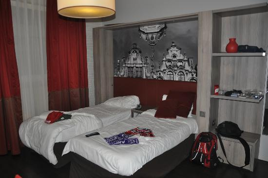 Adagio Brussels Grand Place: Room 221