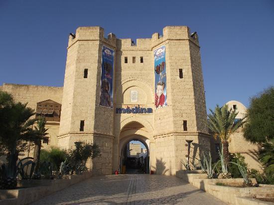 Hotel Diar Lemdina: Entrance