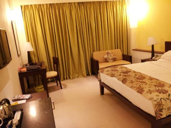 Citrus Goa: Room