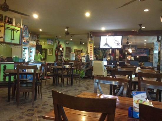 Market Motel: restaurant