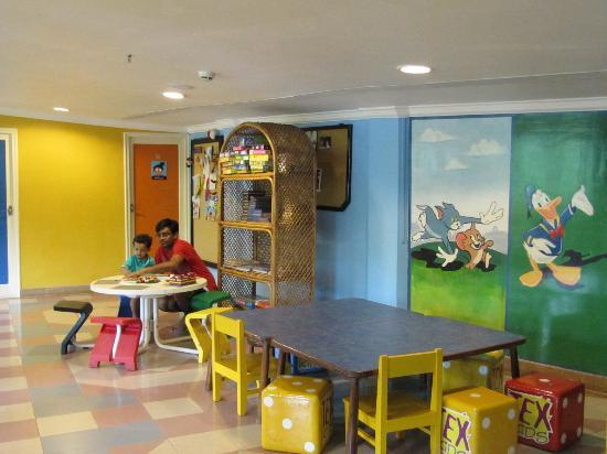 ‪تاج إكزوتيكا جوا: Children's Activity Room (Inside)