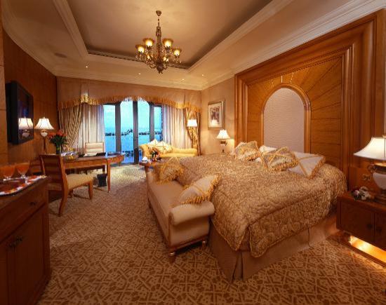Emirates Palace: Diamond Room