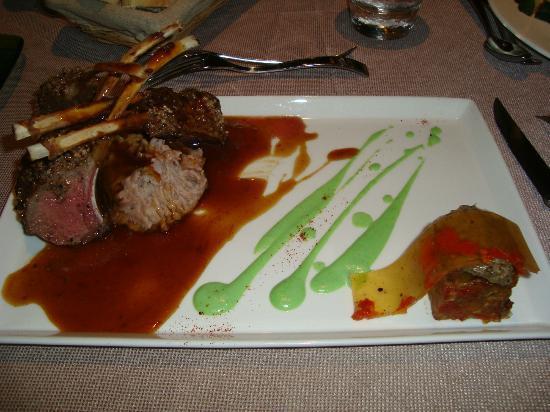 The Edge Restaurant Bar & Sushi: Lamb