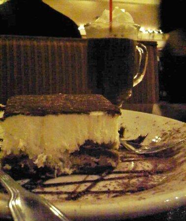 Vincenzo's: Tiramisu and Cafe Italiano