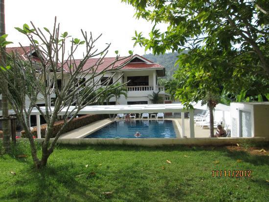 Phuket Riviera Villas : piscina