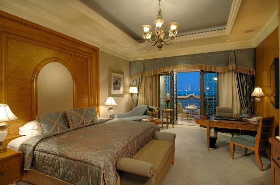 Emirates Palace: Pearl Room