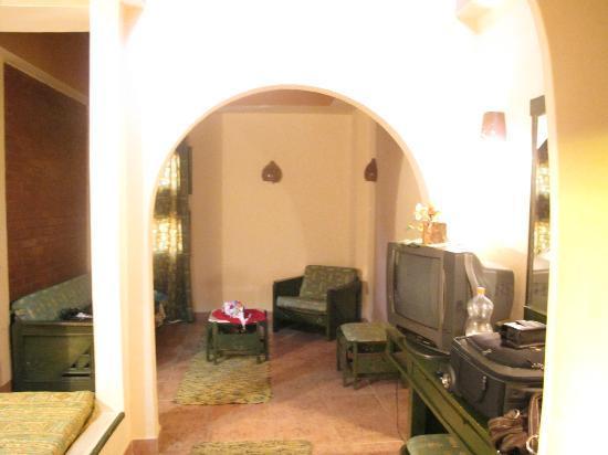Amar Sina Village : my room