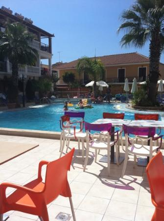 Zante Plaza Hotel & Apartments: main pool