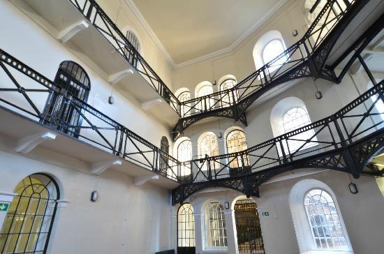 Crumlin Road Gaol: Interior