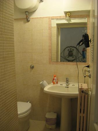 Donna Nobile: Our bathroom